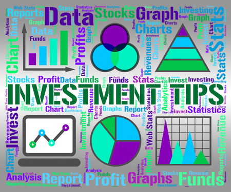 suggestions: Investment Tips Showing Investing Hint And Growth
