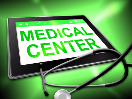 computer centers: Medical Center Meaning Technology Computing And Internet