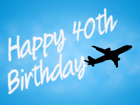 congratulating: Happy Fortieth Birthday Meaning Greetings Joy And Congratulating