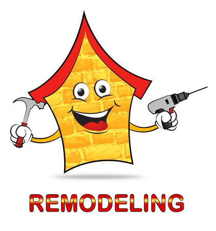 remodelled: House Remodeling Meaning Real Estate And Housing