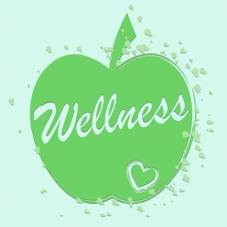 preventive medicine: Health Wellness Showing Preventive Medicine And Care