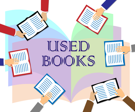 second hand: Used Books Meaning Second Hand And Knowledge