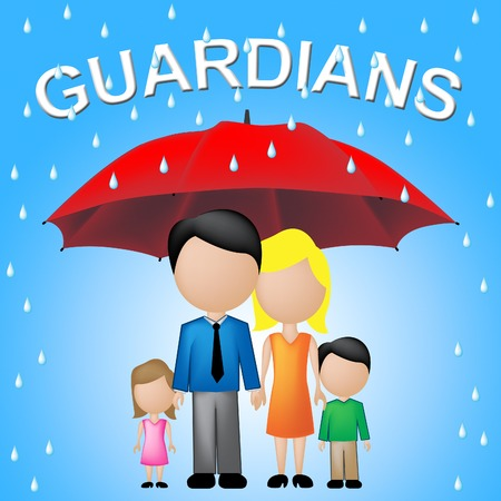 custodian: Kids Guardians Meaning Take On And Parents