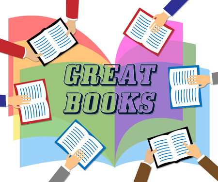 agreeable: Great Books Meaning Fiction Marvelous And Like
