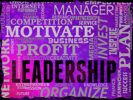 influence: Leadership Words Representing Control Directing And Influence