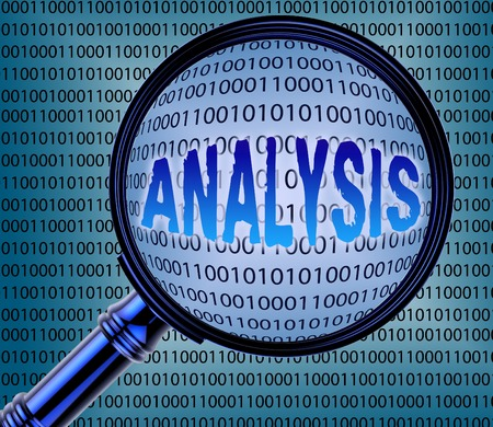Data Analysis Meaning Technology Info And Analytic
