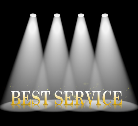 unsurpassed: Best Service Showing Help Desk And Unparalleled