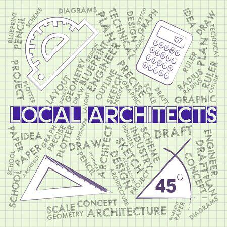 neighbourhood: Local Architects Representing Neighbourhood Near And Town