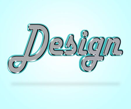 visualization: Design Word Meaning Designs Concept And Visualization