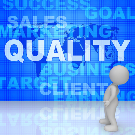 Quality Words Representing Perfect Certified 3d Rendering