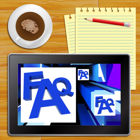 inquiries: FAQ On Cubes Shows Advice And Inquiries Tablet