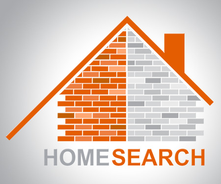 apartment search: Home Search Meaning Gathering Data And Household