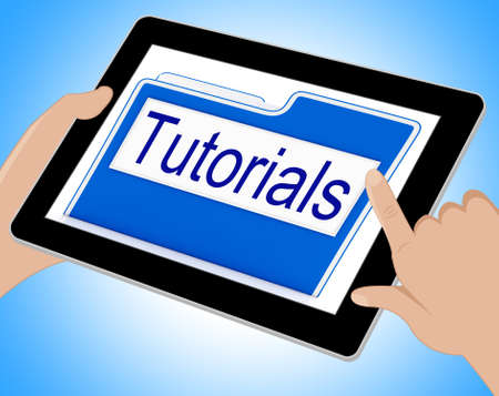 tutorials: File Tutorials Meaning University Study And Files Tablet