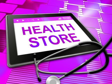 preventive medicine: Health Store Showing Preventive Medicine And Buy