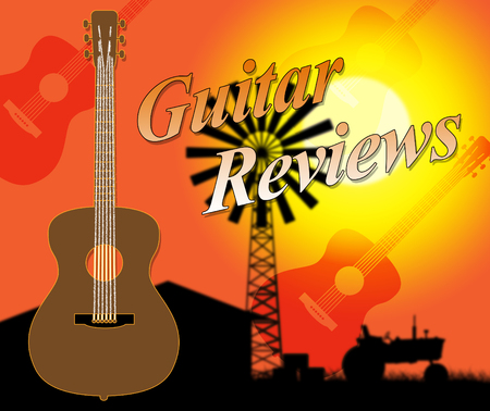 assess: Guitar Reviews Representing Reviewing Assess And Musician