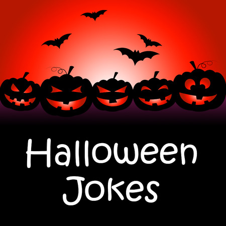 hilarious: Halloween Jokes Showing Hilarious And Funny Gags