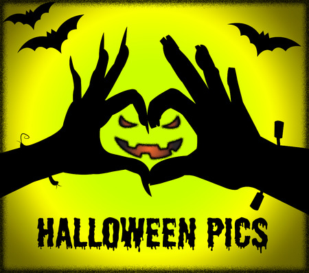 pics: Halloween Pics Showing Spooky Pictures Or Images