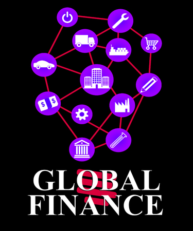 ganancias: Global Finance Meaning Worldwide Commerce And Earnings