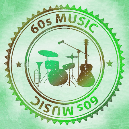 sixties: Sixties Music Representing 1960s Audio And Soundtracks