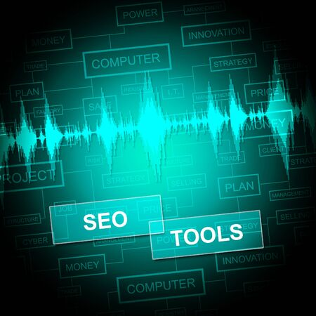 search engine optimization: Seo Tools Representing Search Engine Optimization Software