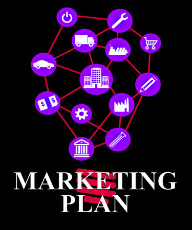 emarketing: Marketing Plan Showing Emarketing Programme And System