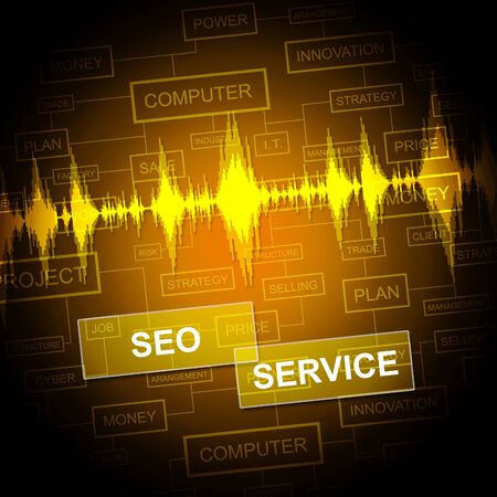 webpages: Seo Service Meaning Search Engine Optimization And Indexing