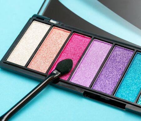 eyeshadow: Eye Shadow Brush Meaning Colorful Eyeshadow And Make-Up