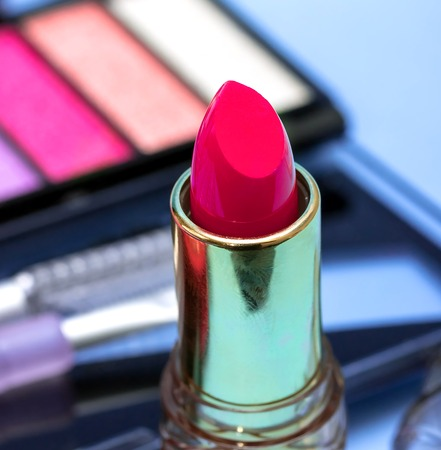 lip stick: Makeup Pink Lipstick Meaning Beauty Products And Face