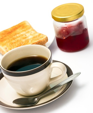 meal time: Toast And Coffee Meaning Meal Time And Cafeterias