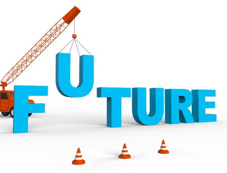 destiny: Build Future Representings Building Destiny 3d Rendering