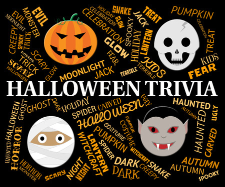 knowhow: Halloween Trivia Indicating Trick Or Treat Knowhow