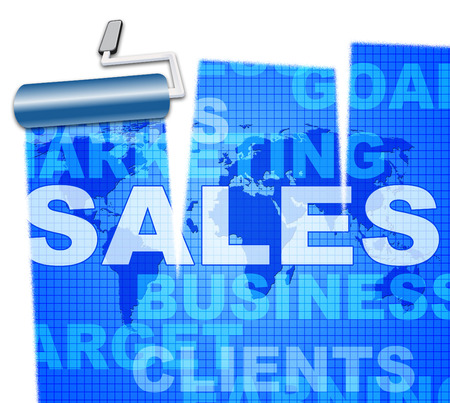 vend: Business Sales Meaning Trade Selling And Commerce