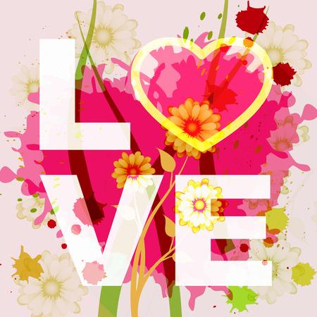 afecto: En representación de la compasión del corazón del amor cariño y afecto Foto de archivo