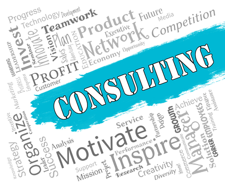 consulted: Consulting Words Representing Seek Advice And Explain