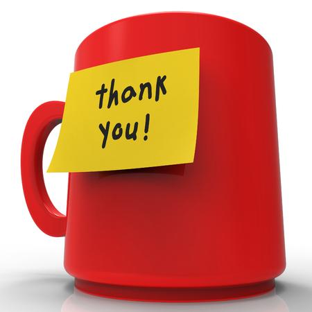 agradecimiento: Gracias Representando Muchas Gracias representación 3d