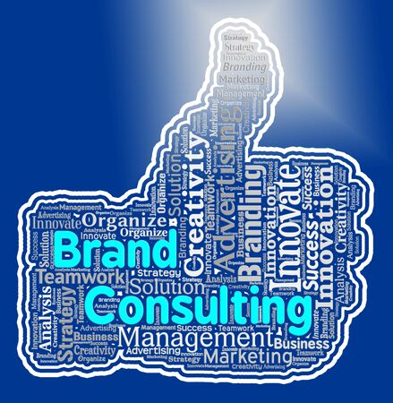 consulted: Brand Consulting Meaning Company Identity Logo Rebranding