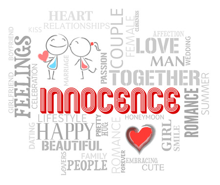 innocence: Innocence Words Indicating Purity Virtue And Naive