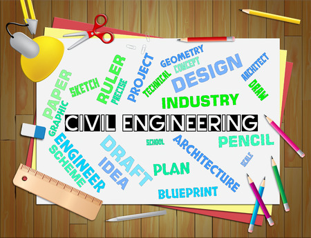 Civil Engineering Meaning Infrastructure And Building Construction