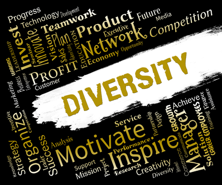 variance: Diversity Words Indicating Difference Diversity And Variety