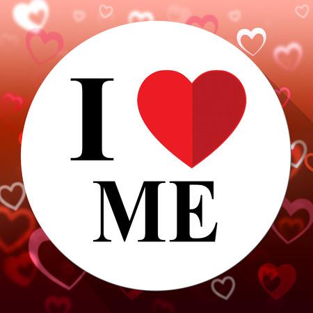 위대하고 놀라운 자아를 의미하는 사랑