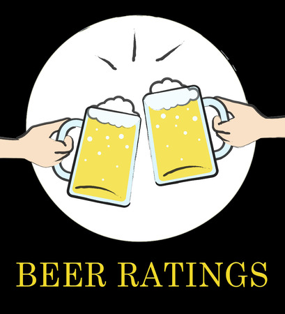 ratings: Beer Ratings Glasses Shows Ale Reviews And Rankings