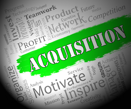 attainment: Acquisition Words Represent Procuring Procurement And Attainment