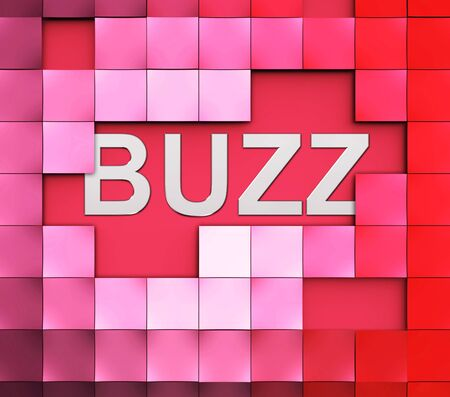 popularity: Buzz Word Meaning Public Relations And Exposure