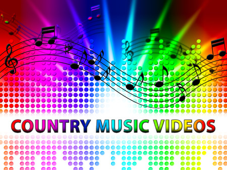 c a w: Country Music Videos Notes Design Shows Folk Songs Media