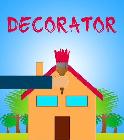 beautiful house decorator home decorator paintbrush means house painting d  with 3d home decorator.