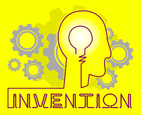 invents: Invention Brain Means Innovating Invents And Innovating