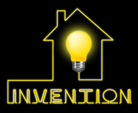 invents: Invention Light Meaning Innovating Invents And Innovating