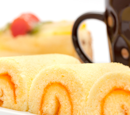 Coffee Strawberry Cake Meaning Desserts Tasty And Gateau