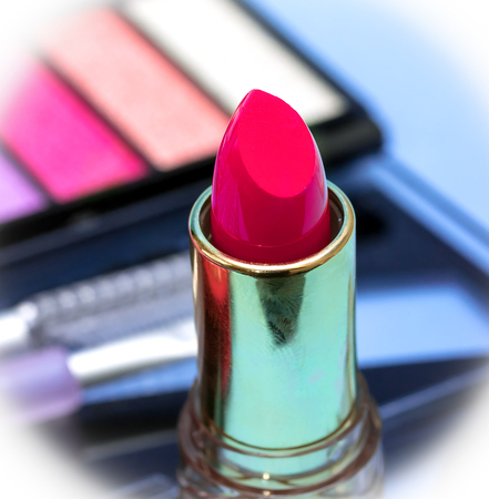 Makeup Pink Lipstick Meaning Beauty Product And Face