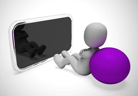 онлайн зеркало приложение